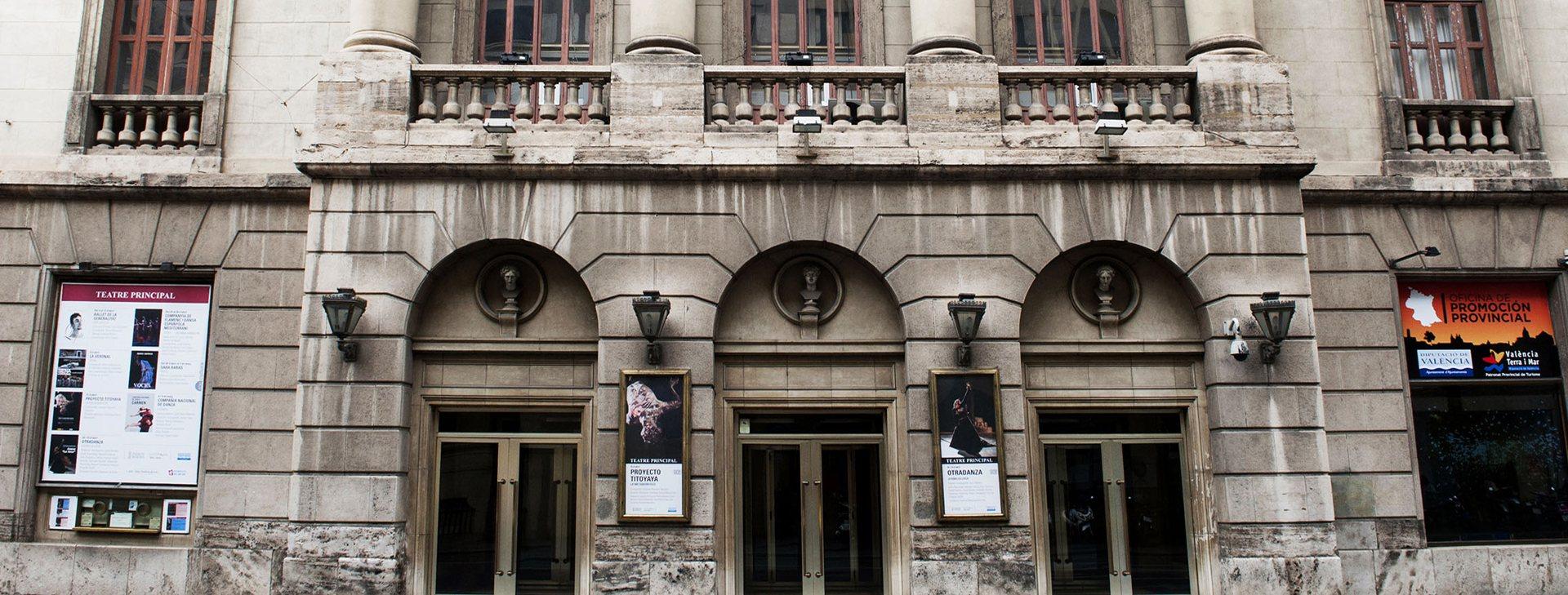 sedes teatro principal